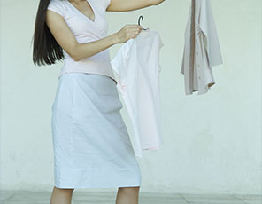 3/4 Skirts Dry Cleaning