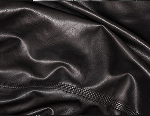 Suede & Leather Coat Shortening