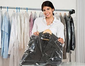 Coat Dry Cleaning