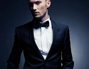 Evening Suit Dry Cleaning